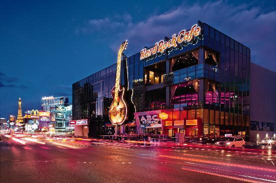Hard Rock Cafe in Las Vegas