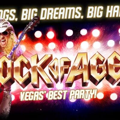 Rock of Ages Las Vegas Review