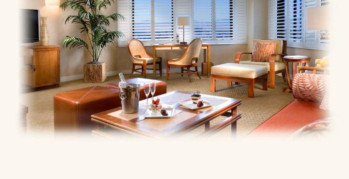 Tropicana Las Vegas Paradise Suite