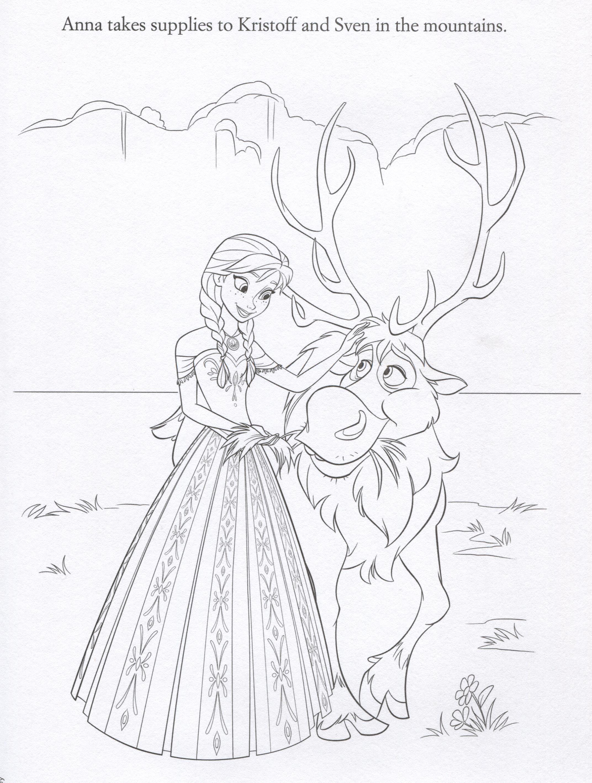 Karlar Lkesi Elsa Boyama Sayfalar S N F Retmenleri Disney Frozen