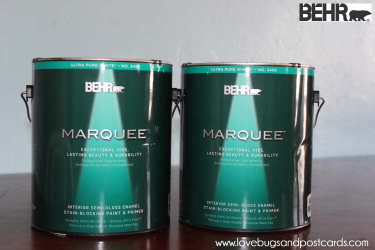 Behr marquee paint review and our kitchen makeover - Behr marquee exterior paint reviews ...