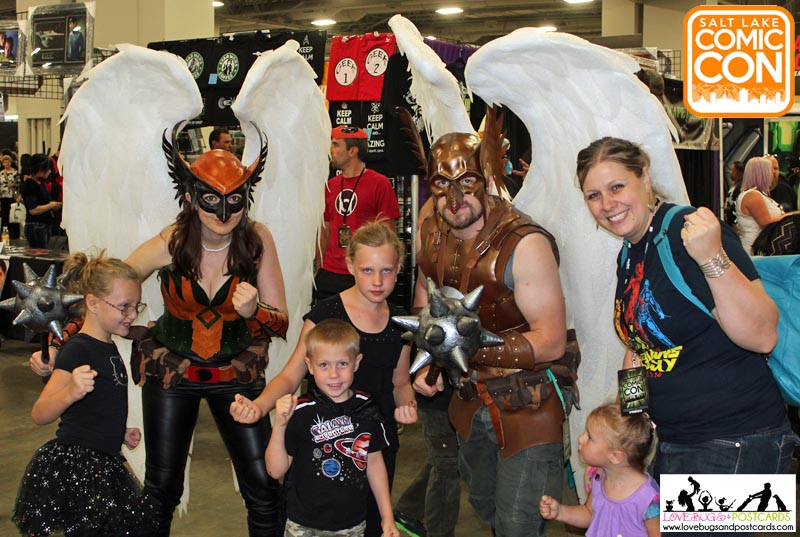Salt Lake Comic Con 2014