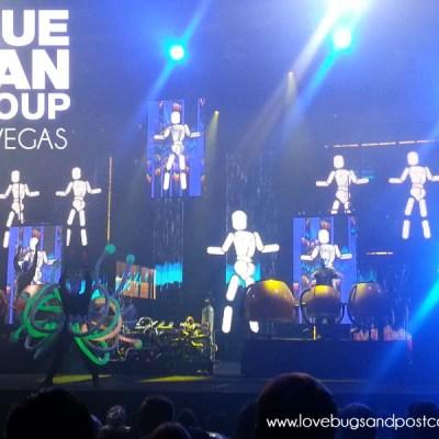 Blue Man Group Las Vegas Review