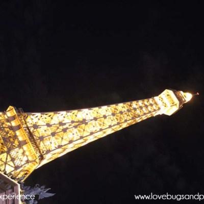 Eiffel Tower Experience Las Vegas Review