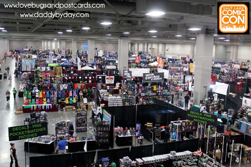Salt Lake Comic Con 2014 #SLComicCon