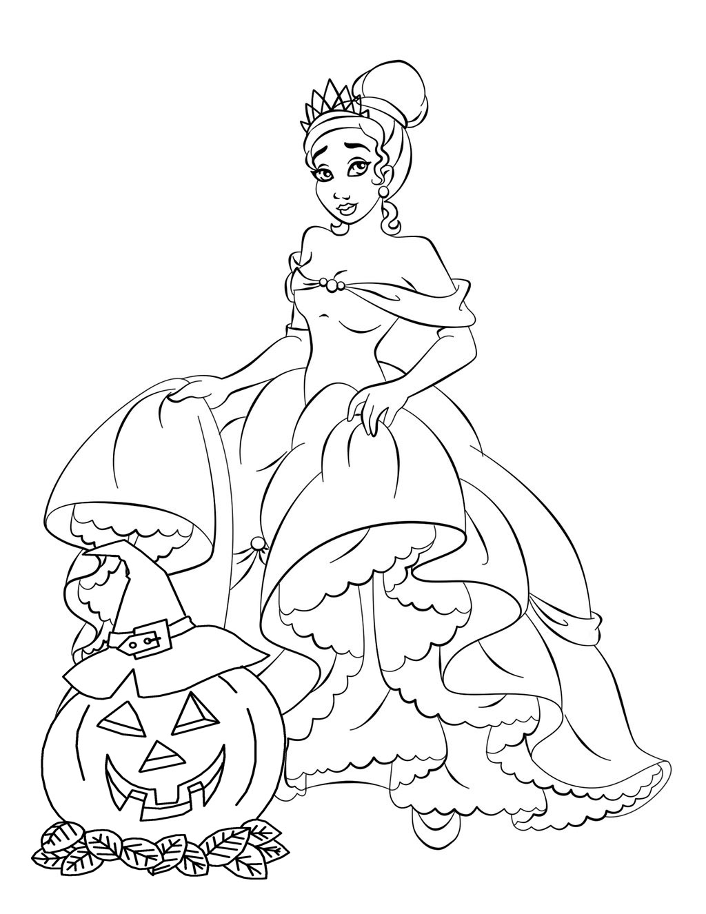 halween coloring pages - photo#39