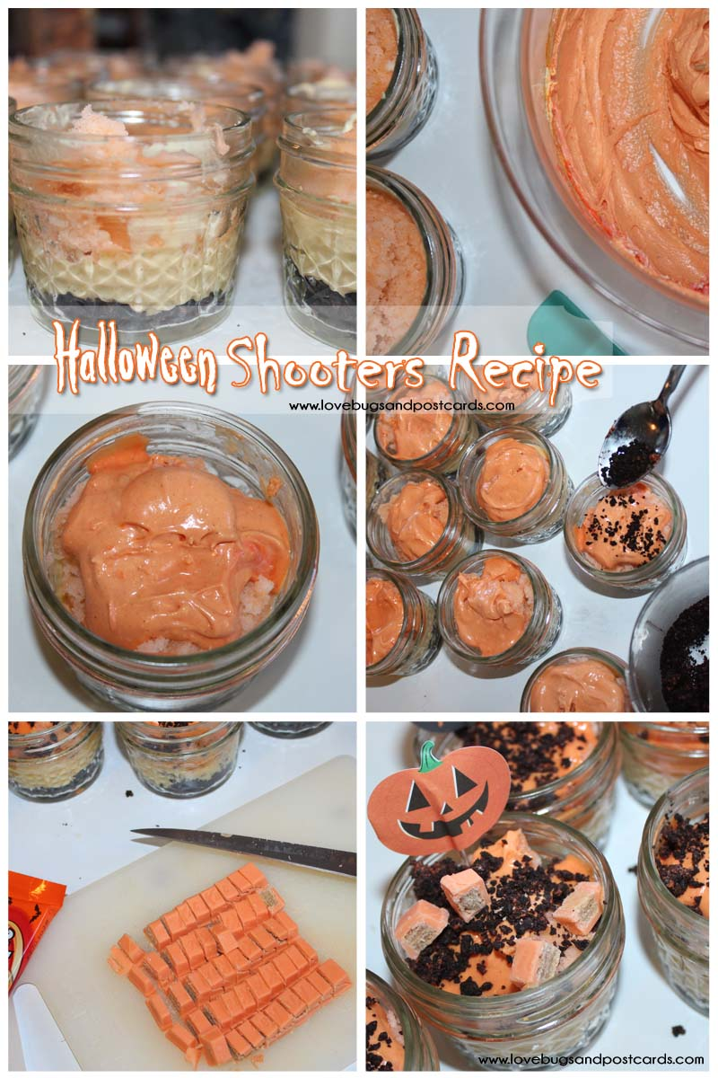 Halloween Shooters Recipe