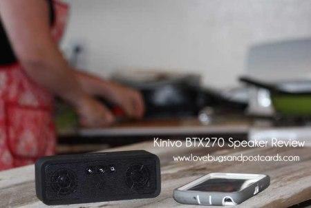Kinivo BTX270 Speaker