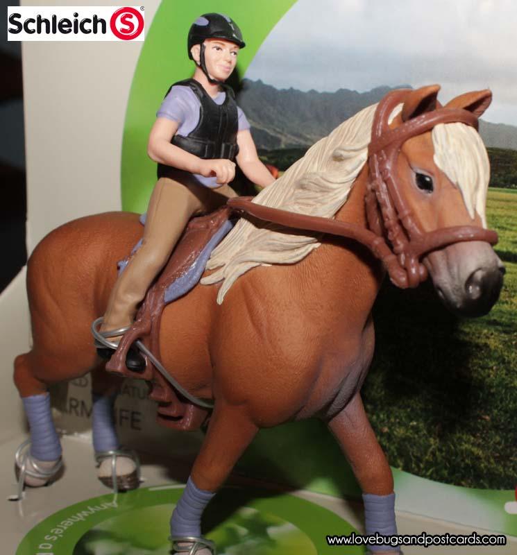 Schleich Horse Riders - Leisure Rider Set