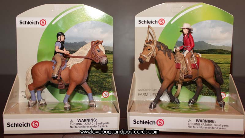 Schleich Horse Riders