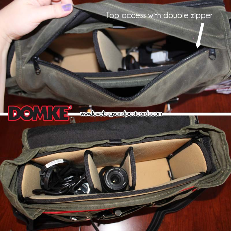 Tiffen Domke Next Generation Metro Messenger camera bag