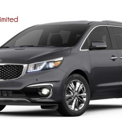 The 2015 Kia Sedona is luxury,  comfort and fun