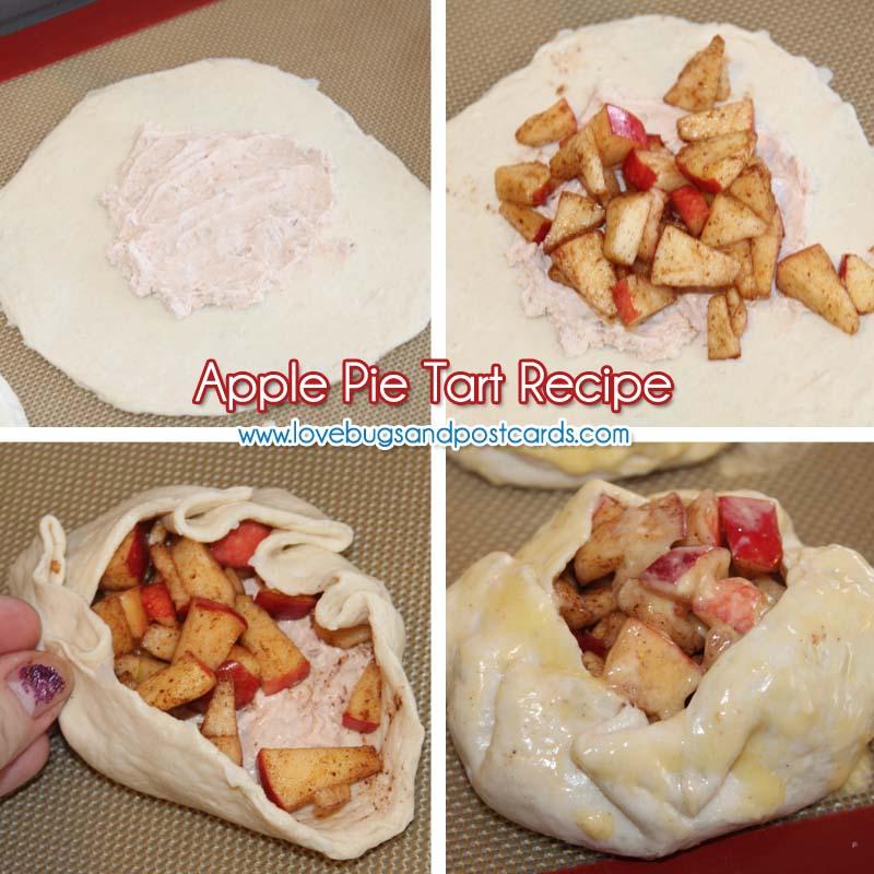 Apple Pie Tart
