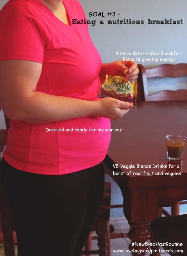 BelVita Bites – Mini Breakfast Biscuits and V8 Veggie Blends