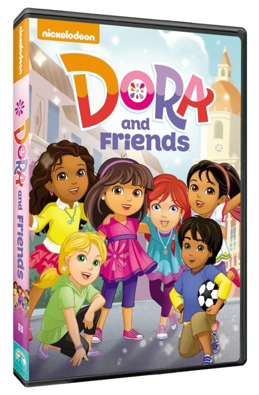 Dora And Friends DVD