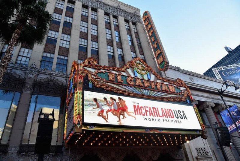 McFarland USA Red Carpet Premiere
