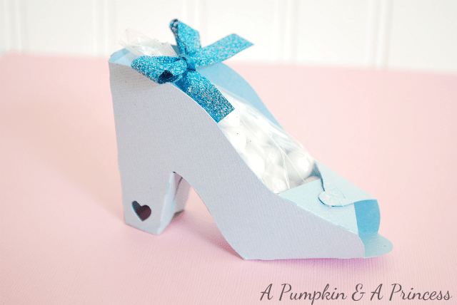Cinderella Slipper Party Favor