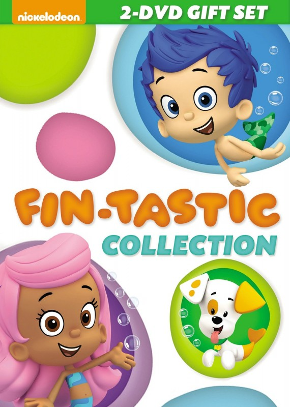 bubbleGuppiesFinTasticCollection
