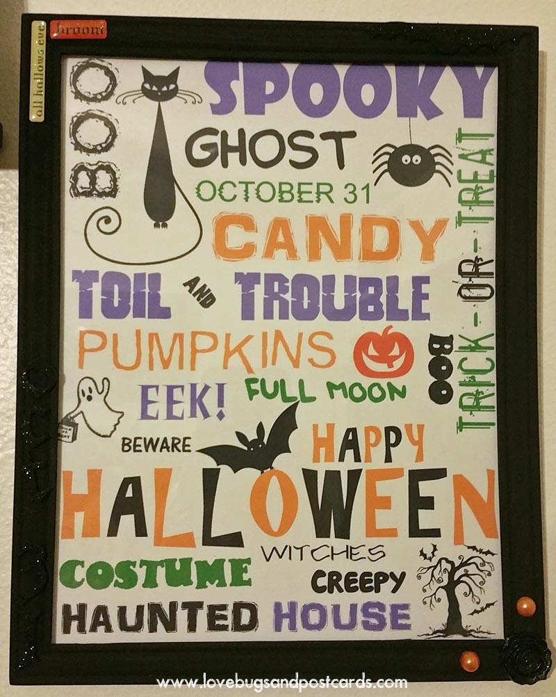 Halloween Picture Printable