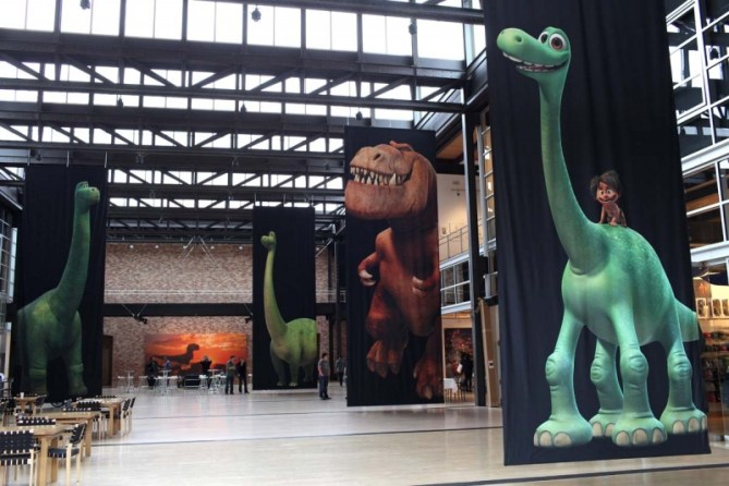 My trip to PIXAR Studios meet The Good Dinosaur #GoodDinoEvent