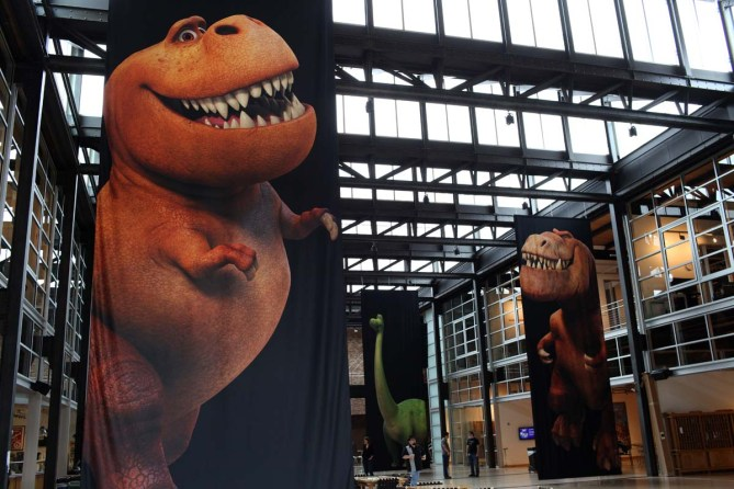 My trip to PIXAR Studios meet The Good Dinosaur #GoodDinoEvent