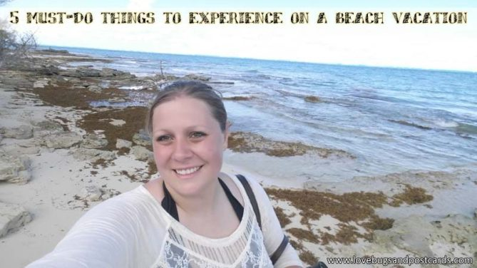 5 must-do things to experience on a beach vacation