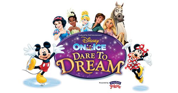 Disney On Ice presents Dare to Dream comes to Salt Lake City Nov. 12-15, 2015