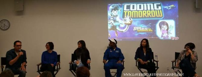 Miles from Tomorrowland at Google HQ