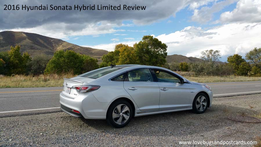 2016 Hyundai Sonata Hybrid Limited Review