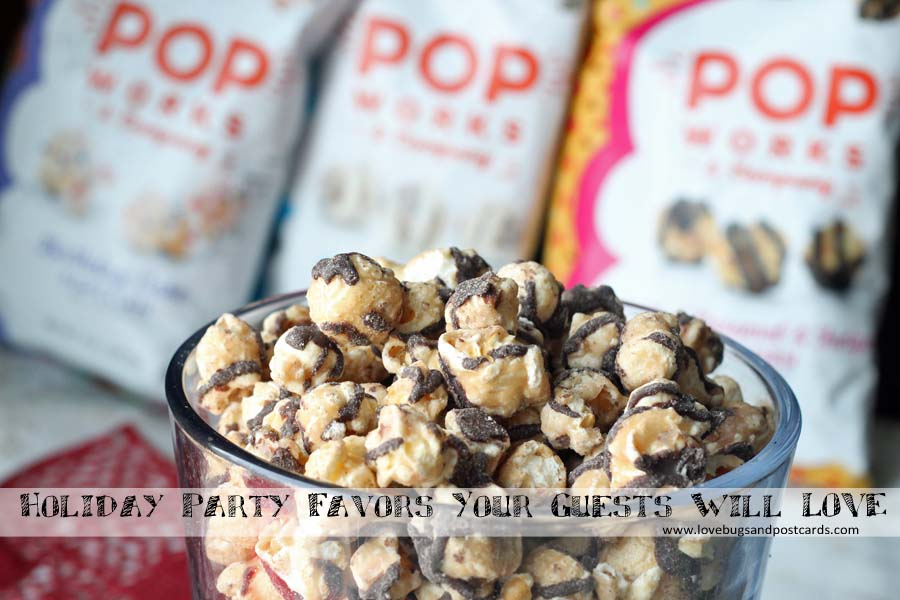 Holiday Party Favors Your Guests Will LOVE