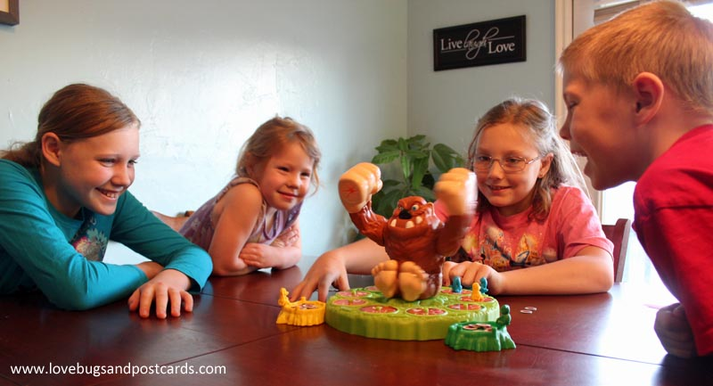 Family Game Night with Hasbro's Mashin' Max, Jenga Quake, and Twister