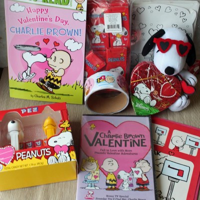 Peanuts Valentine's Day  + Giveaway