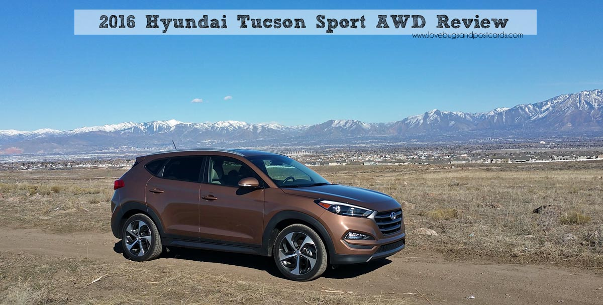 2016 Hyundai Tucson Sport AWD Review
