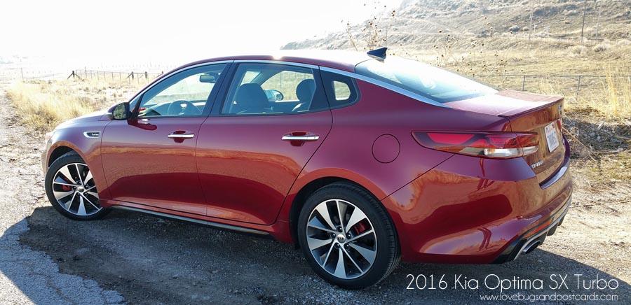 2016 Kia Optima SX Turbo Review