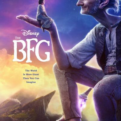 Disney's The BFG Trailer #TheBFG #TheBFGEvent