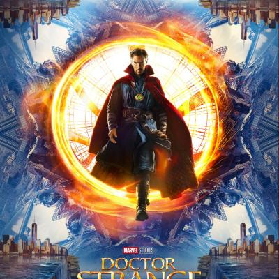 Marvel's Doctor Strange review {from a mom's perspective}