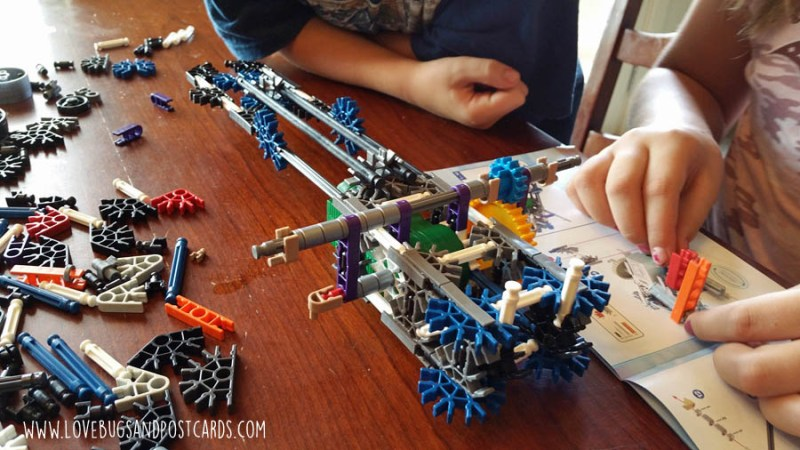 KNEX 2-in-1 Building Sets
