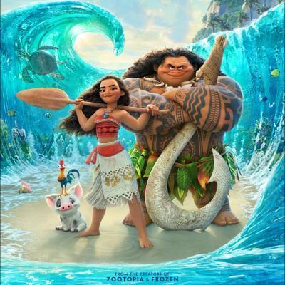 Watch the brand new trailer for Walt Disney Animation Studios' MOANA #Moana