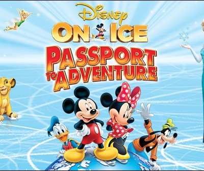 Giveaway for (2) tickets to Disney On Ice Passport to Adventure in SLC, UT 11/10/16