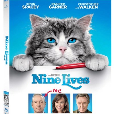 NINE LIVES on Blu-Ray and DVD today