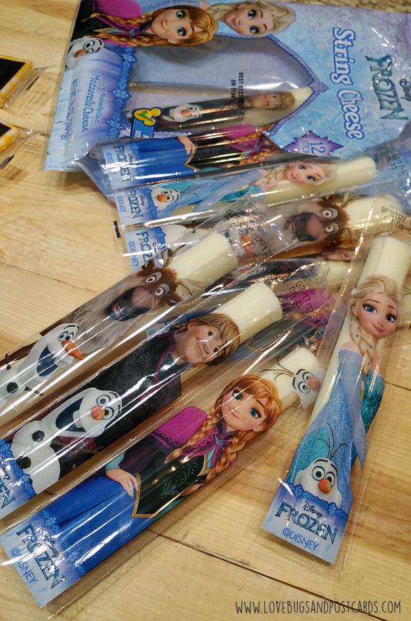 Disney® Frozen Schreiber String Cheese