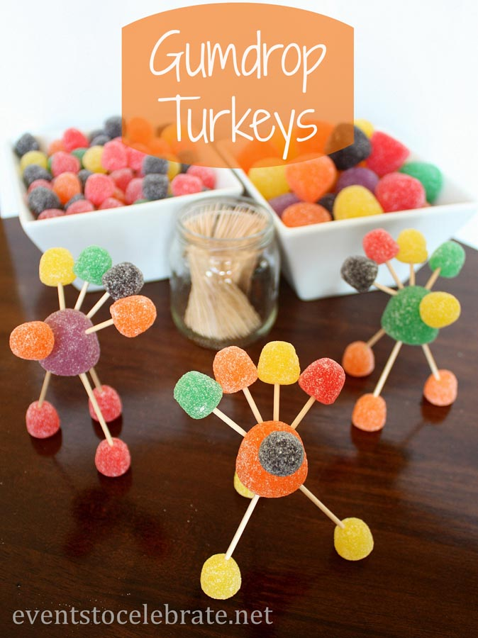 15 Thanksgiving Crafts for Kids