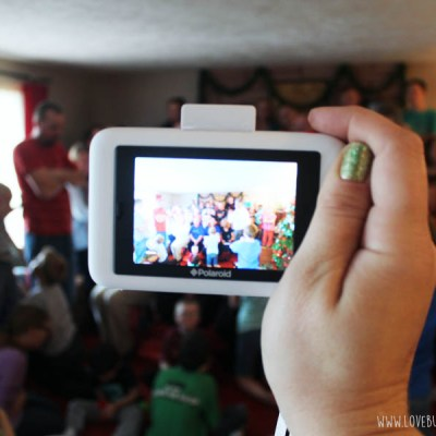 Polaroid Snap Touch Instant Print Camera Giveaway #PRINTitFORWARD