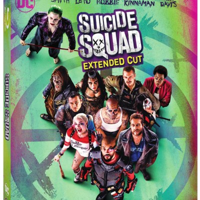 Own Suicide Squad on Blu-ray, DVD and Digital