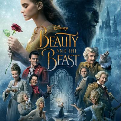 New TV spot and Poster from Disney's Beauty and the Beast  #BeOurGuest #BeautyAndTheBeast