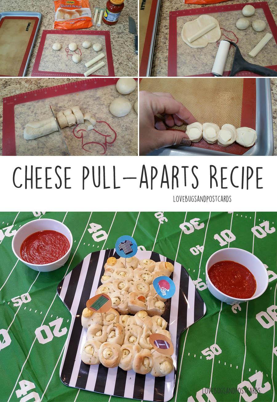 Cheese Pull-aparts Recipe