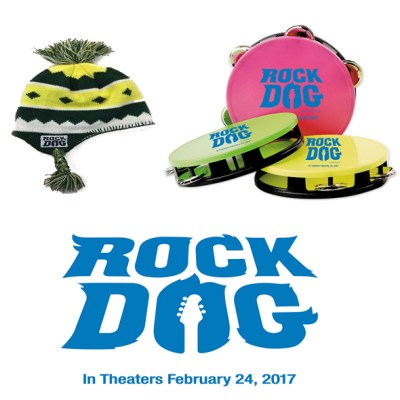 Rock Dog Prize Pack Giveaway
