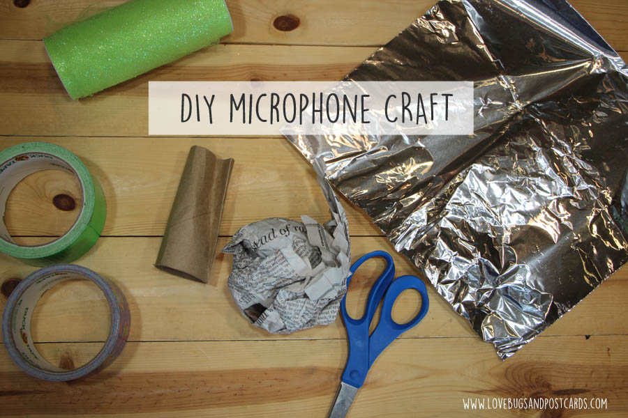 DIY microphone