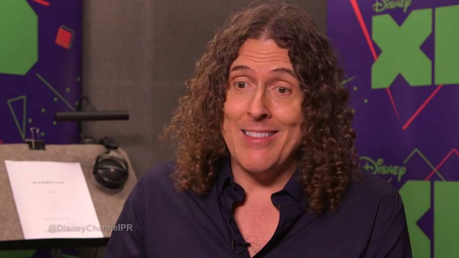 Weird Al as Milo Murphy (Photo Credit)