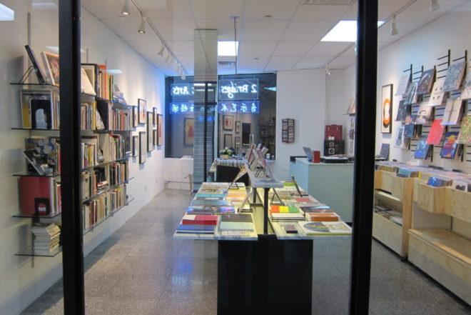 2 bridges record shop NYC